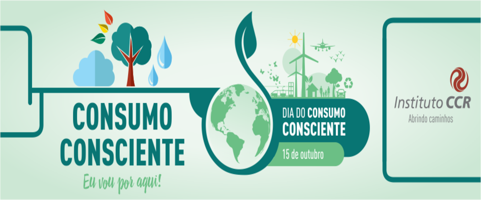 DIA DO CONSUMO CONSCIENTE